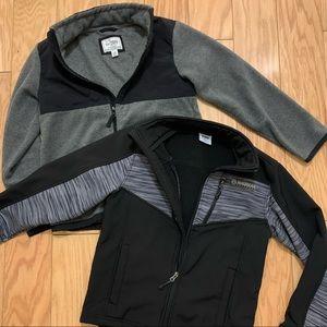 Bundle 2 Youth jackets
